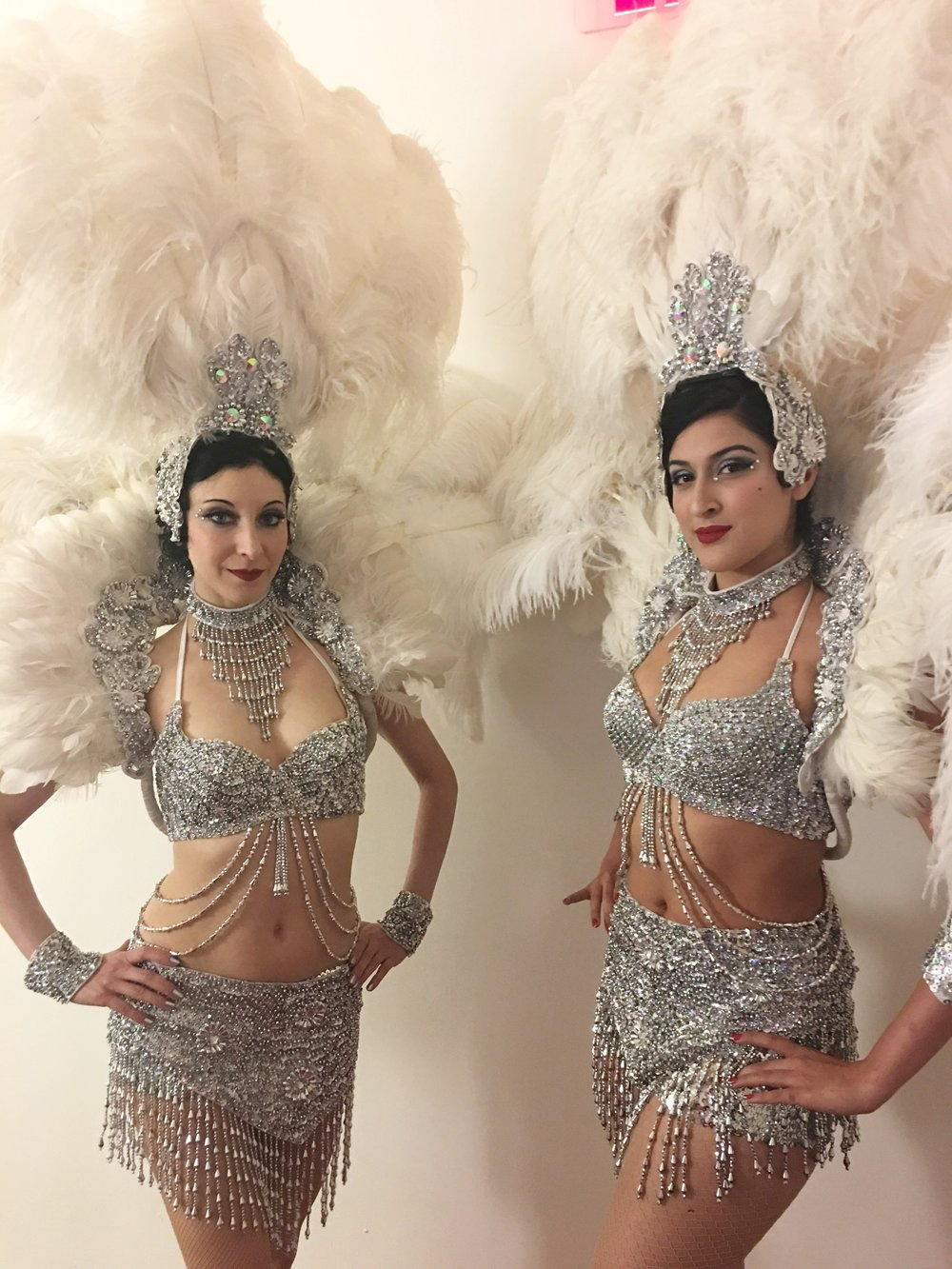 Feather Showgirls