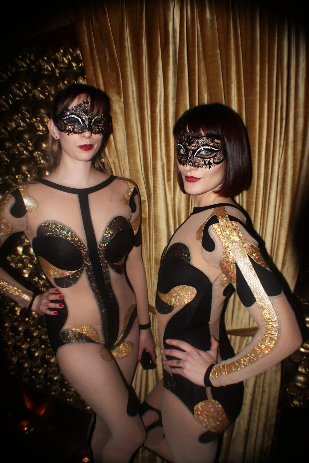Gold Models / GoldBar NYC 10 Year Anniversary