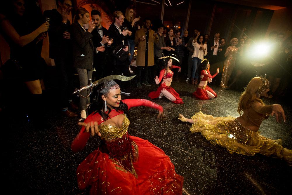 Sabre Dancers