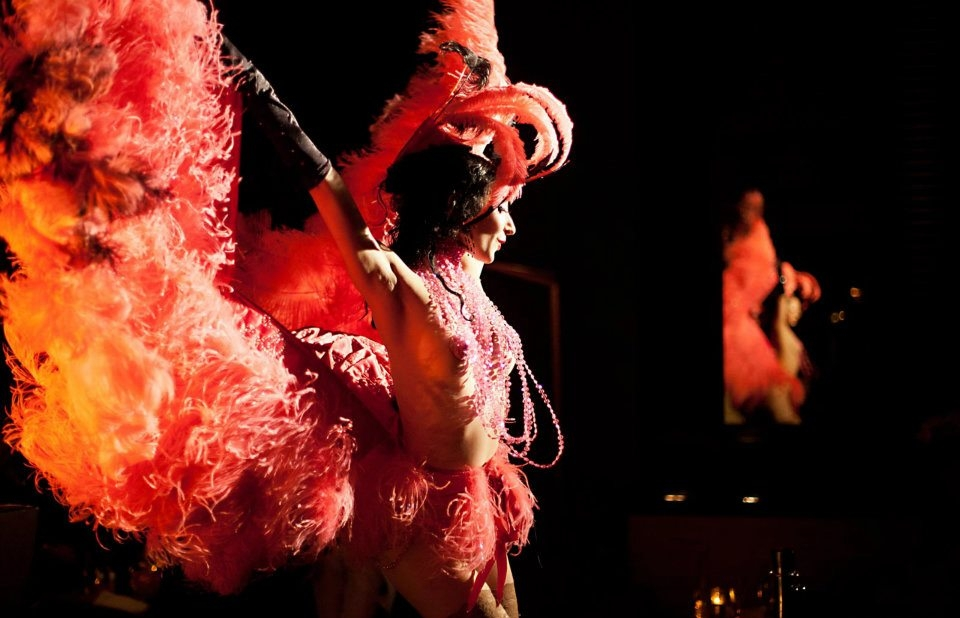 Flamingo Showgirl / Photo: Mark Shelby Perry