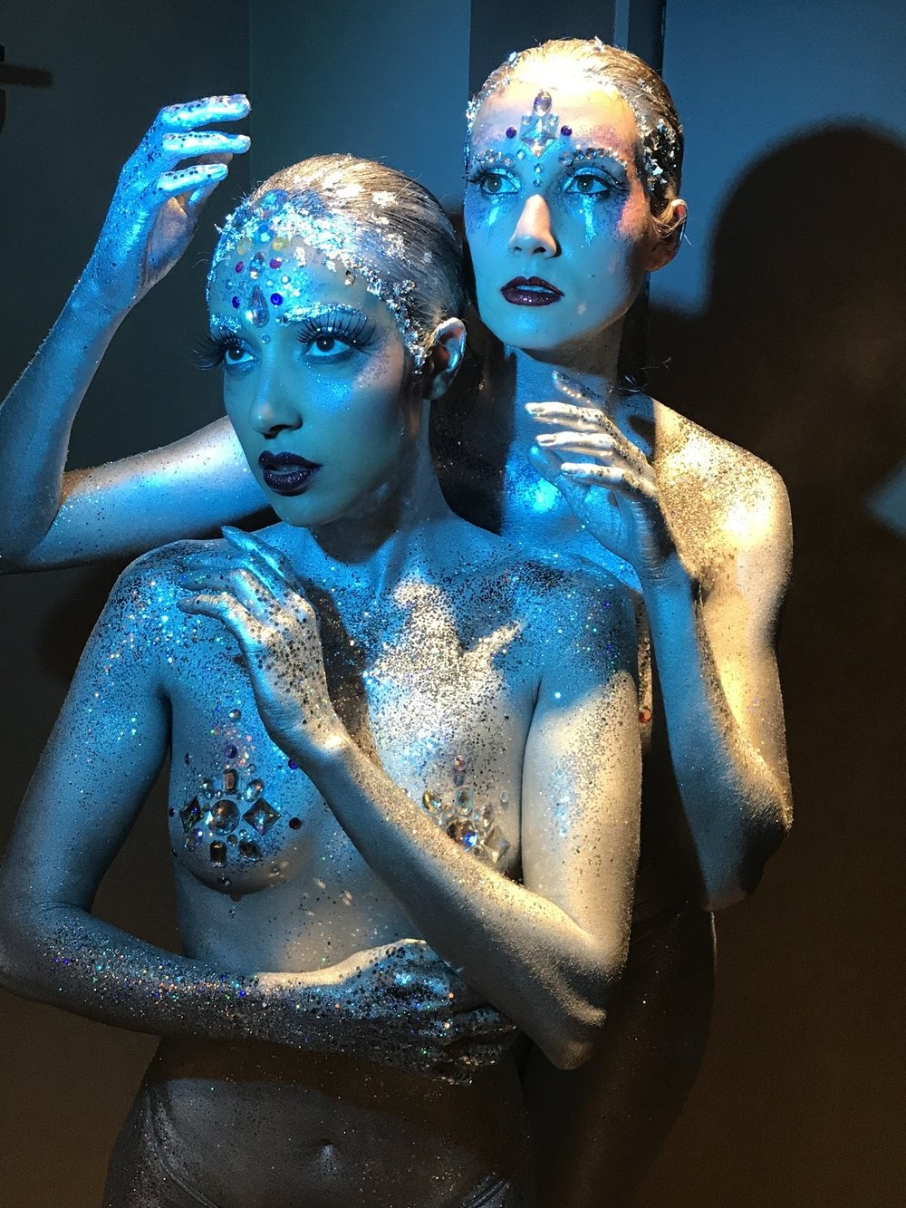 Body Art Mermaid Jewels
