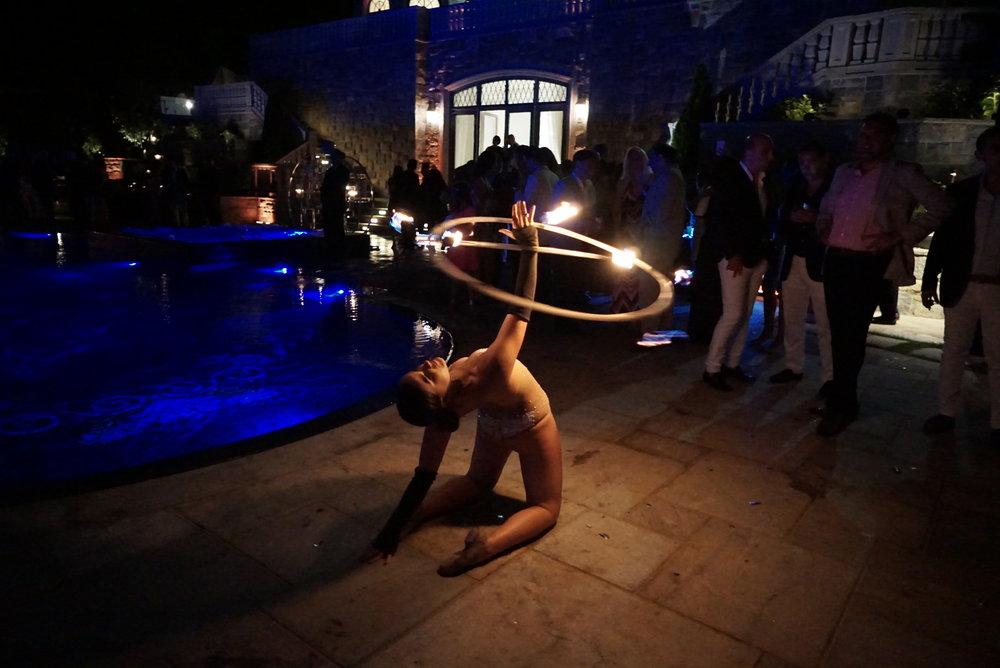 Fire Hoopist