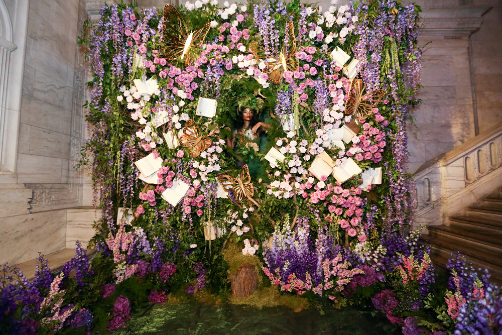 Garden Floral Fantasy