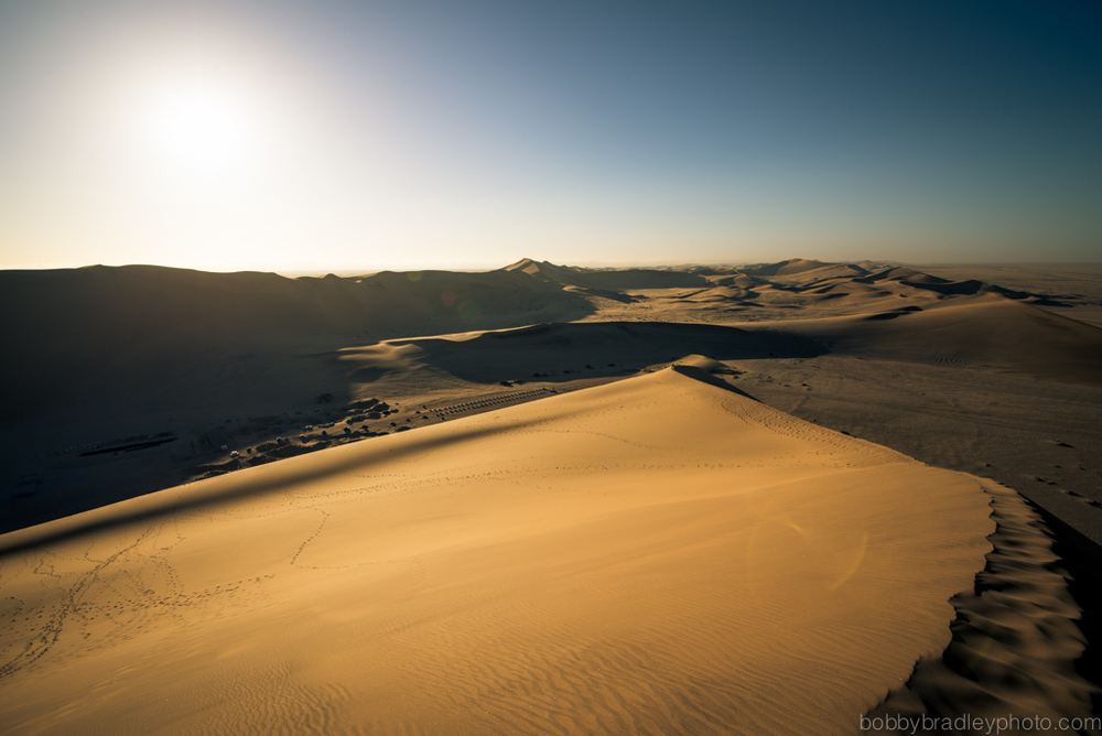 Dune 7 at Walvis Bay, Namibia