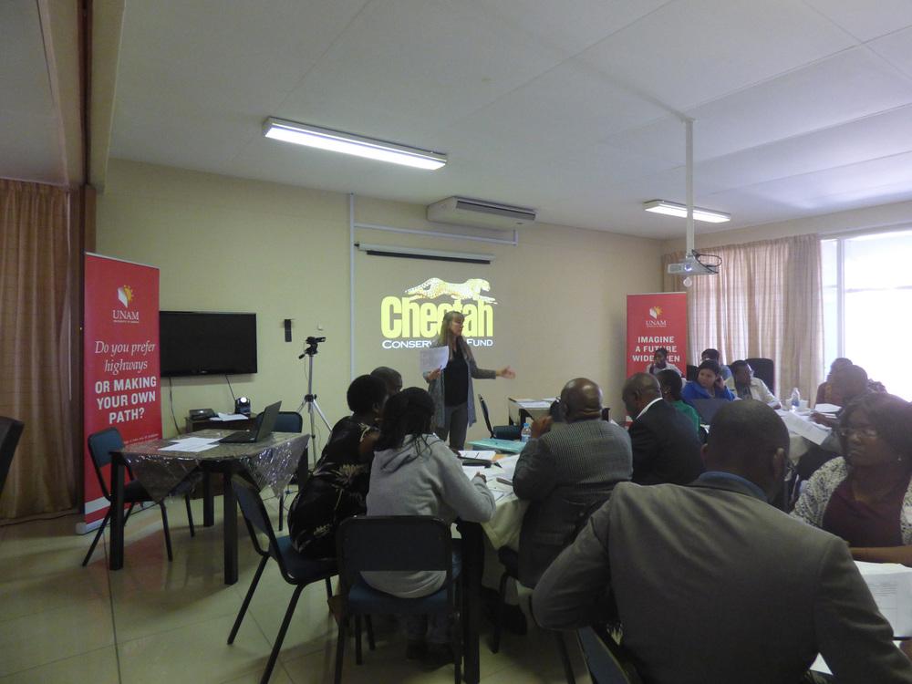 University of Namibia Educators