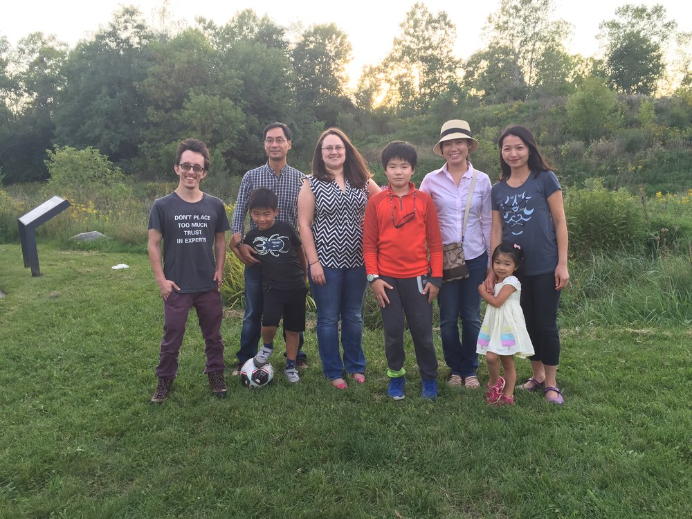 SNL UM Campus (and family!) lab barbecue 9/16/2016.