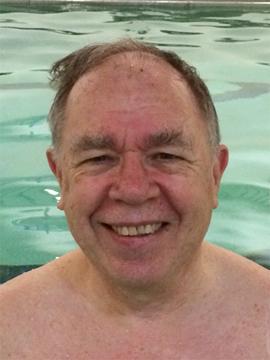 Bob Meehan, Aqua Fitness participant