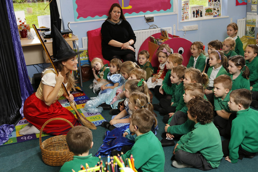 Storytelling in Education- School Visits