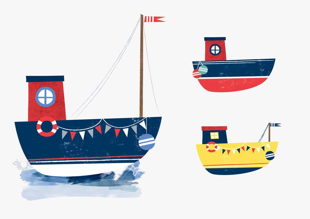 RNLI - Packaging Styleguide - Vicki Turner