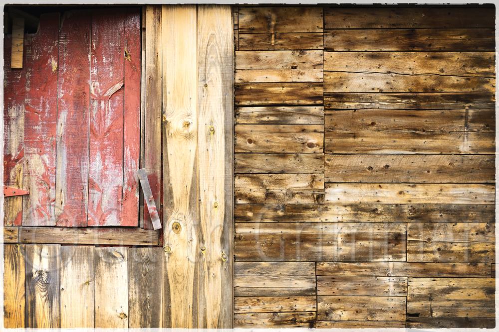 Old Vermont Barn