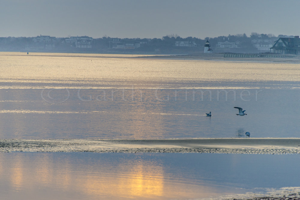 Dawn at Brant Point