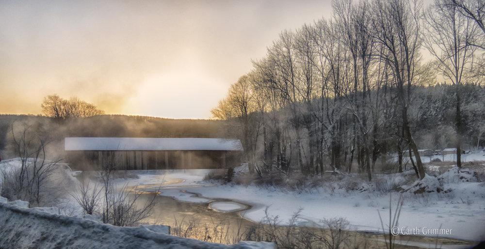 Vermont Dawn