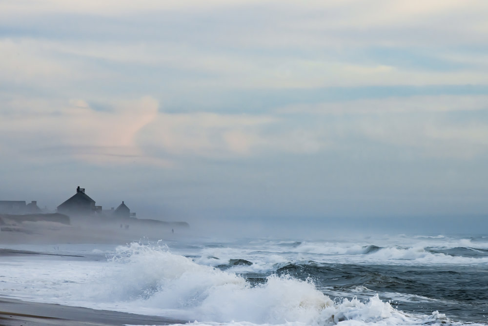 Mist and Surf