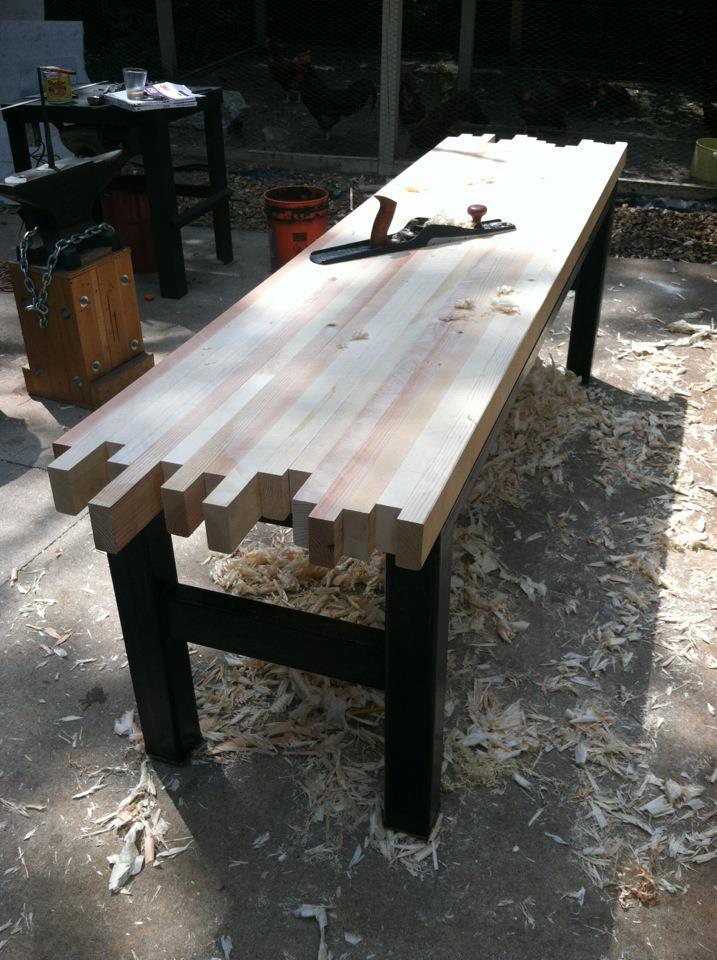 New bench - 2012
