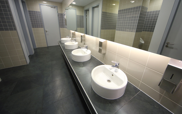 Sunset Commercial Cleaning LLC We Provide Commercial Cleaning - Bathroom cleaning business