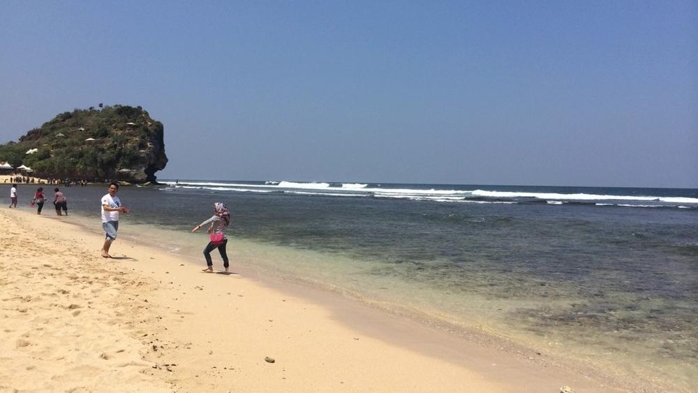 Pantai Indrayanti.