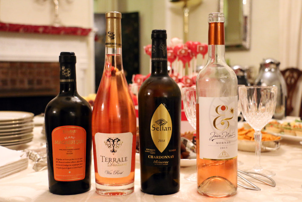 Wines of Tunisia