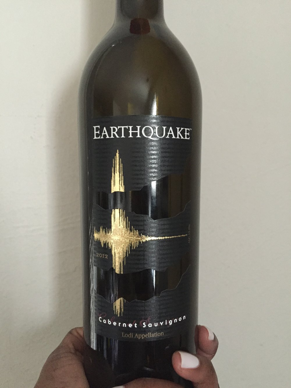 Earthquake Cabernet