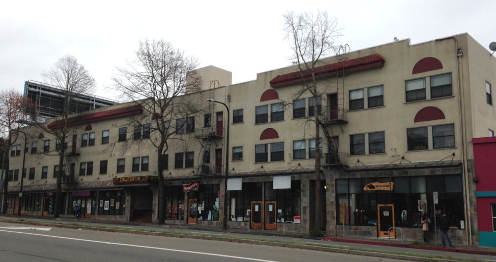 1610-1648 University Avenue, Central Berkeley 49 Infill Residential Units 38,231 GSF SB Pacific Group