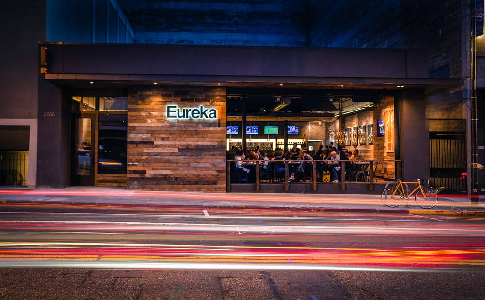 Eureka! Burger, Downtown Berkeley 3,958 SF Retail/Restaurant Client: Eureka! Burger