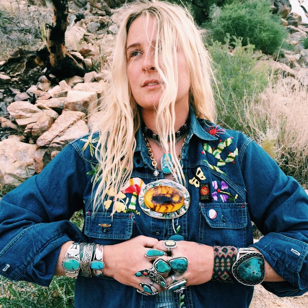Claire Hummel, jeweler/Superwoman