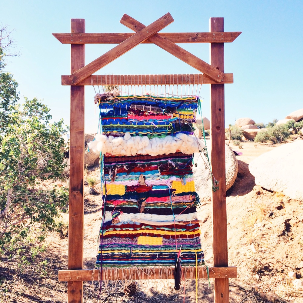 Together we are woven! Sisters of The Loom!