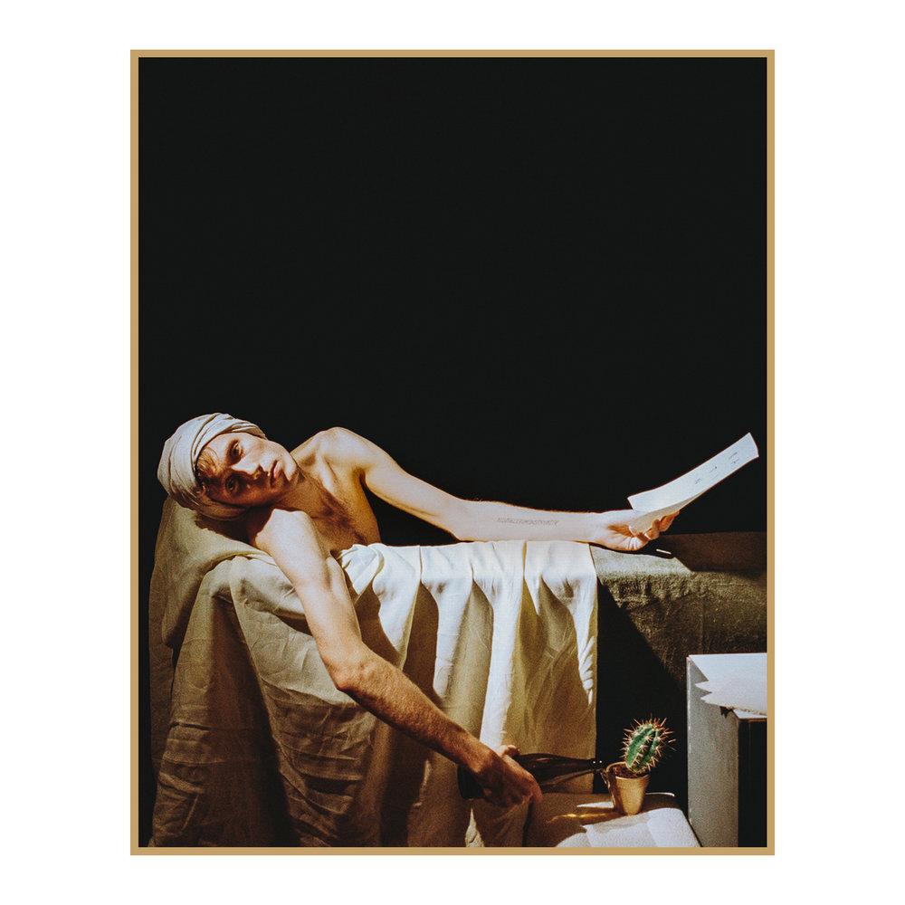 Jacques-Louis David - Marat assassiné, 1793