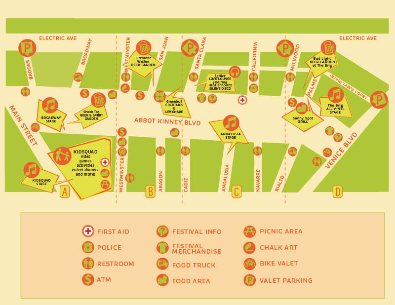 2015 Abbot Kinney Festival Guide