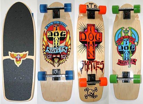 Dogtown skakeboards