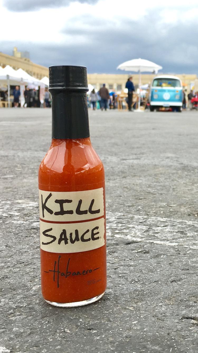 Kill Sauce