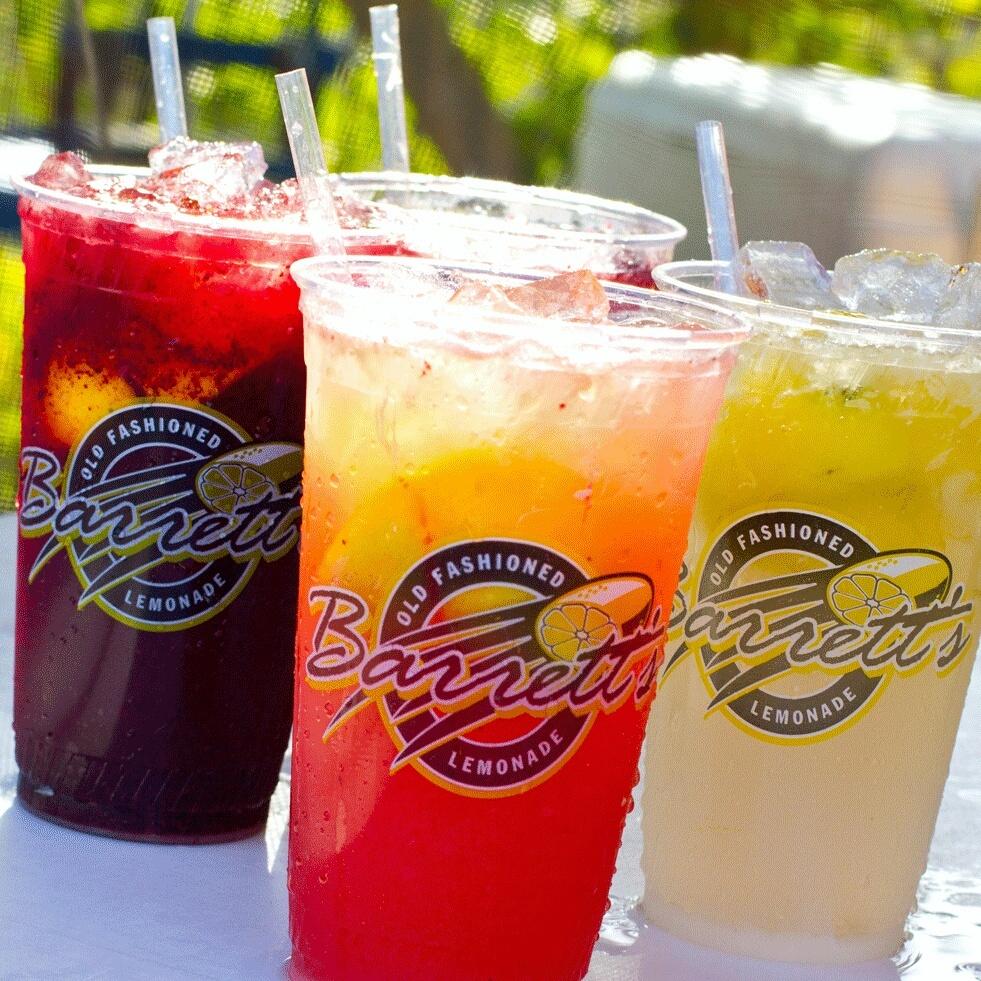 Barrett's Lemonade