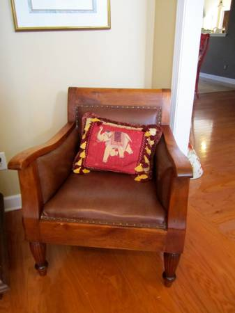 Leather Chair $125