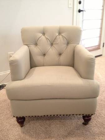 Tufted Chair $125