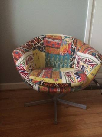 Anthropologie Chair $150