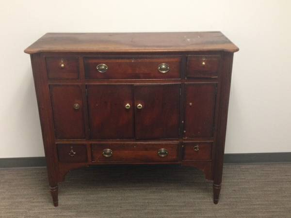 Antique Small Buffet $75