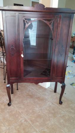 Antique Dining Room Cabinet Make Offer