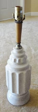Vintage Lamp Base $15