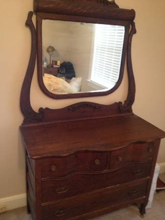 Antique Dresser $170