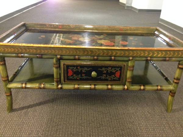 Unique Coffee Table $125
