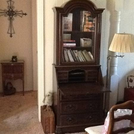 Antique Secretary $240
