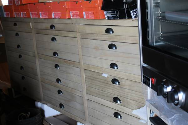 Driftwood Credenza $300