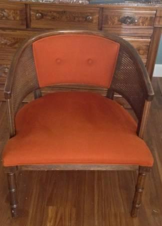Cane Chair $35