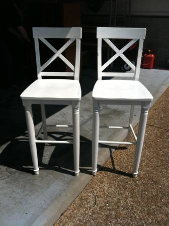 Pair of Barstools $50 obo