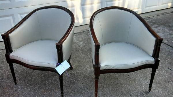 Club Chairs $40 each