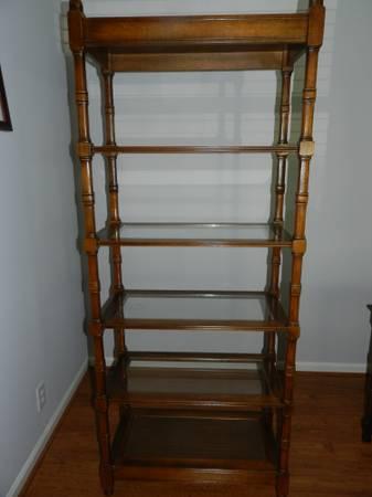 Bookshelf $50