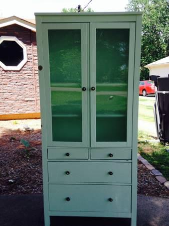 Painted Ikea Hutch $85