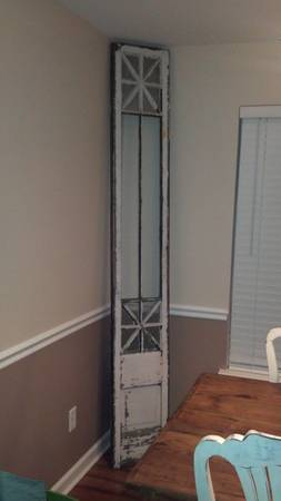 8' Window/Door $65  - This is a great decorative piece.