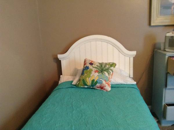 Pair of Twin Headboards $100