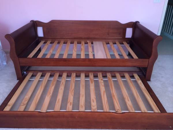 Daybed with Trundle $100  - This is a great price.