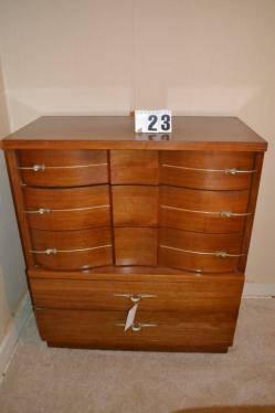 Mid Century Modern Dresser $150